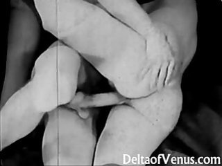 Vintage porn video from the girl girl guy threesome